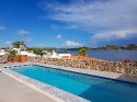 DOLCE DOLCE CASA...breathtaking panoramic views of Simpson Bay Lagoon - Dolce Dolce Simpson Bay Lagoon View from pool